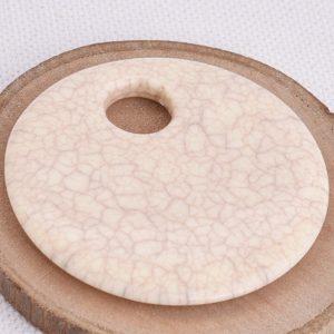 marbré ivoire en résine de haute qualité