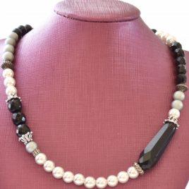 collier d'Agate précieuse