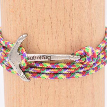 couleurs pour un bracelet marin breton