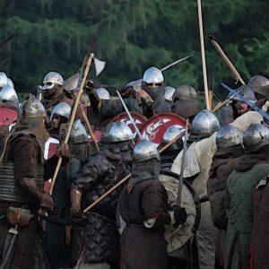 viking en guerre