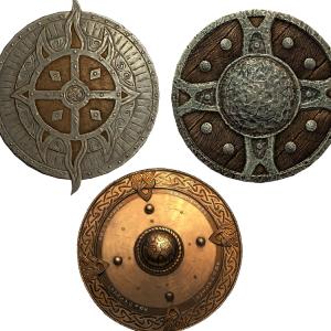 boucliers des vikings