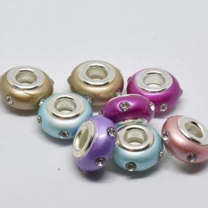 quelques perles de strass