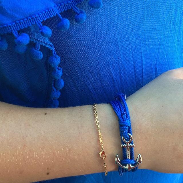 bracelet femme de la marine