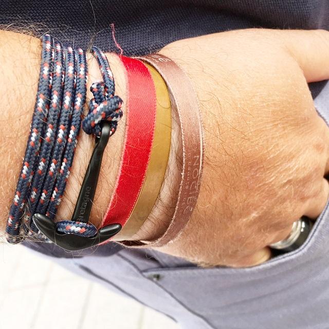 les marins aiment ce bracelet