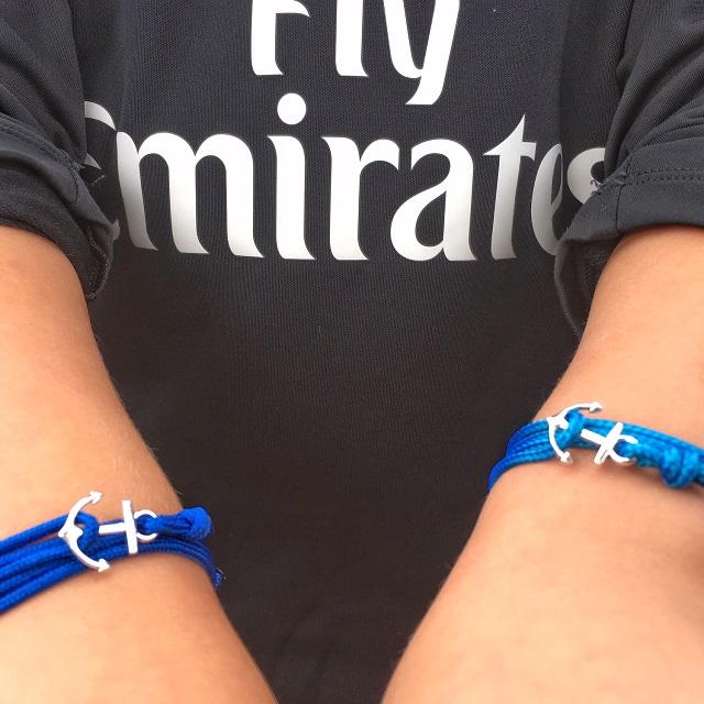 duo de bracelets de marins