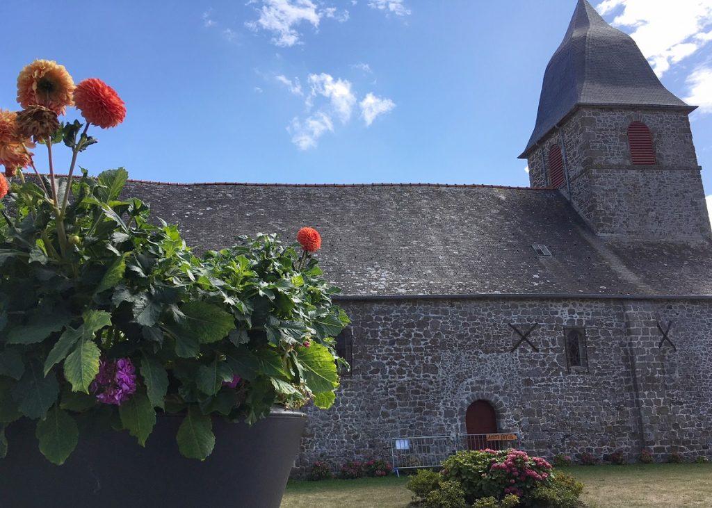 cherrueix église