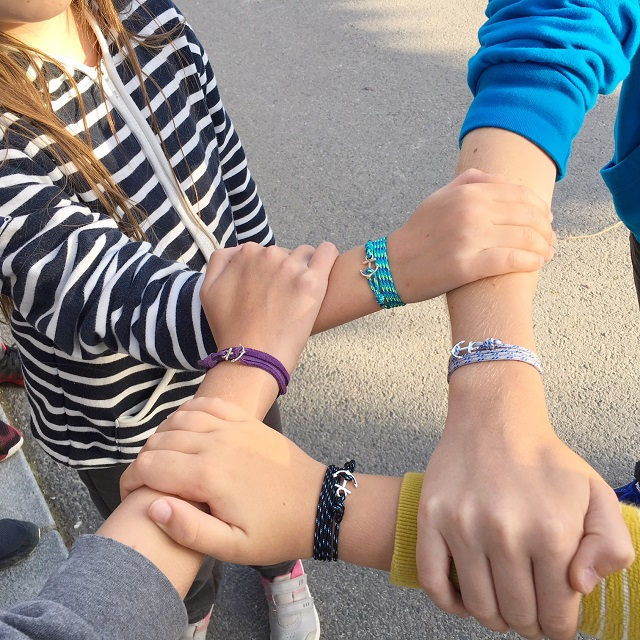 bracelets pour la famille