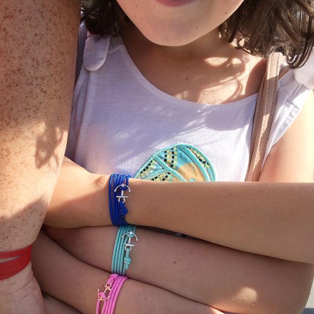 les bracelets enfants