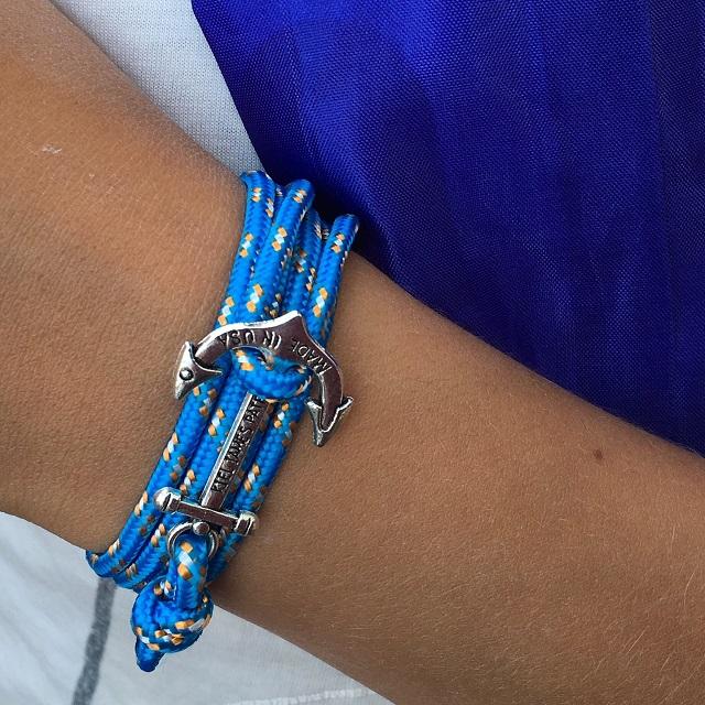 vive le bleu en bijou marin