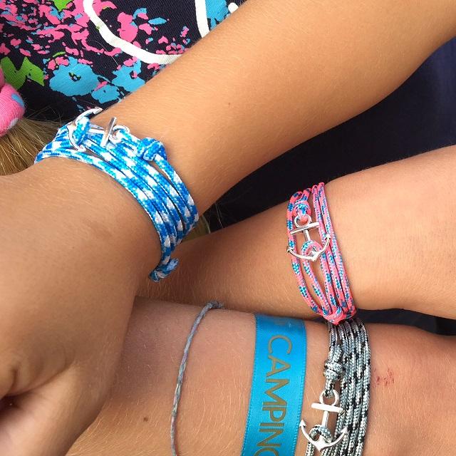 bracelet enfant marin