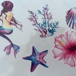 corail et sirene