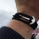 bracelet marin au port du crouesty