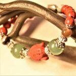 chakra, buddha et jade
