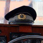 capitaine en mer