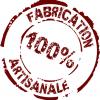 fabrication artisanale en bretagne avec carré rouge