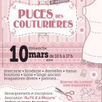 week-end des puces couturieres corps nuds 10 mars