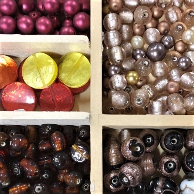perles diverses et fantaisies de venise et murano