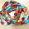 tutti fruti en bracelets