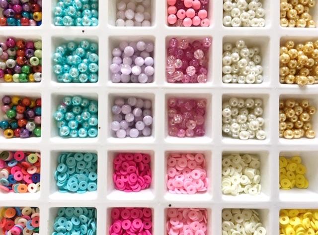 perles acidulées couleur tendre