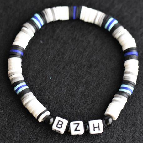 Breizh. bzh de bracelet breton