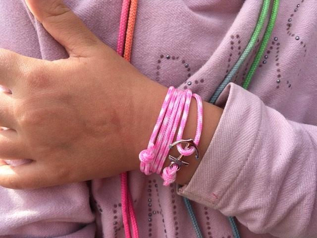 Bracelets bretons sur le marché de Dinard et St Briac