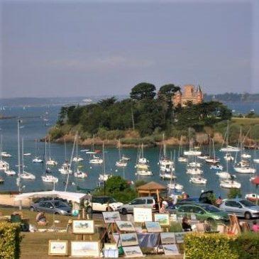 Saint Briac sur mer et son marché d'été