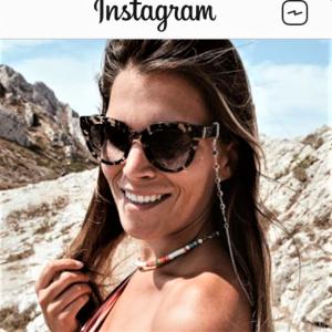 instagram et influenceuse
