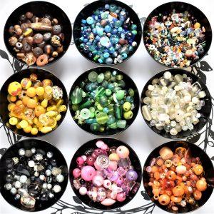 des perles pour un atelier anti confinement