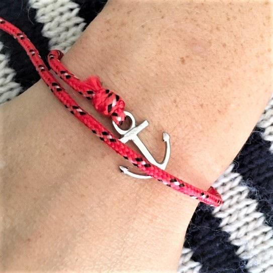 tuto bracelet marin