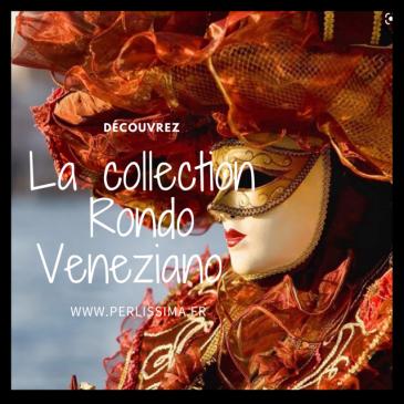 rondo veneziano avec perles de venise