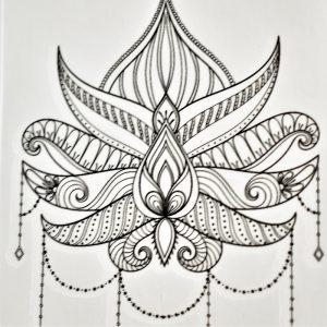 bali sur soi en tatouage