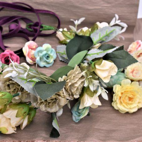 Romantique et douceur de fleurs