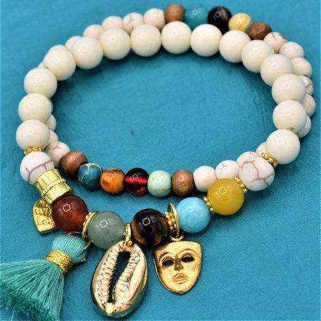 seychelles pour un bracelet