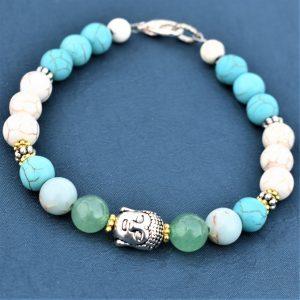 buddha et pierres douces
