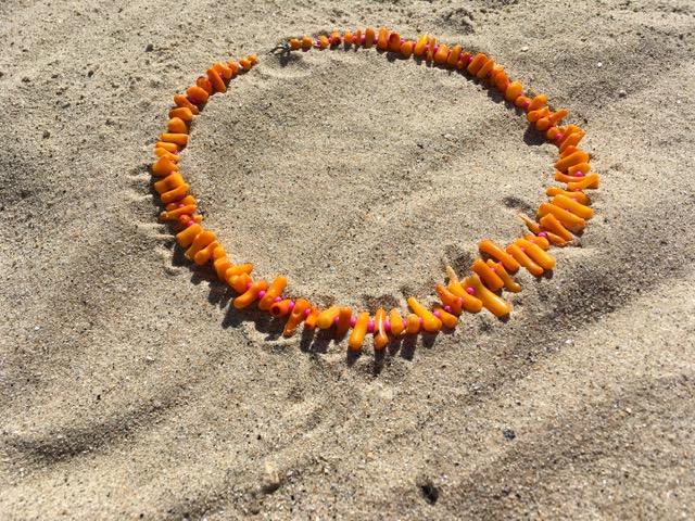 corail beach , une collection qui sent bon le sable chaud