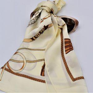 foulard sellerie